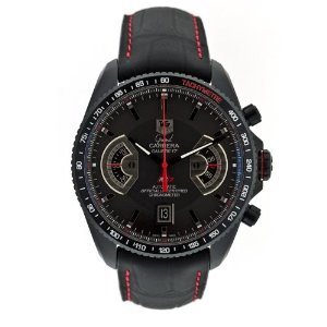 TAG HeuerMen's CAV518B Grand Carrera Automatic Chronograph Watch